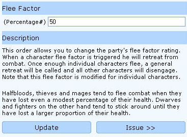 flee factor
